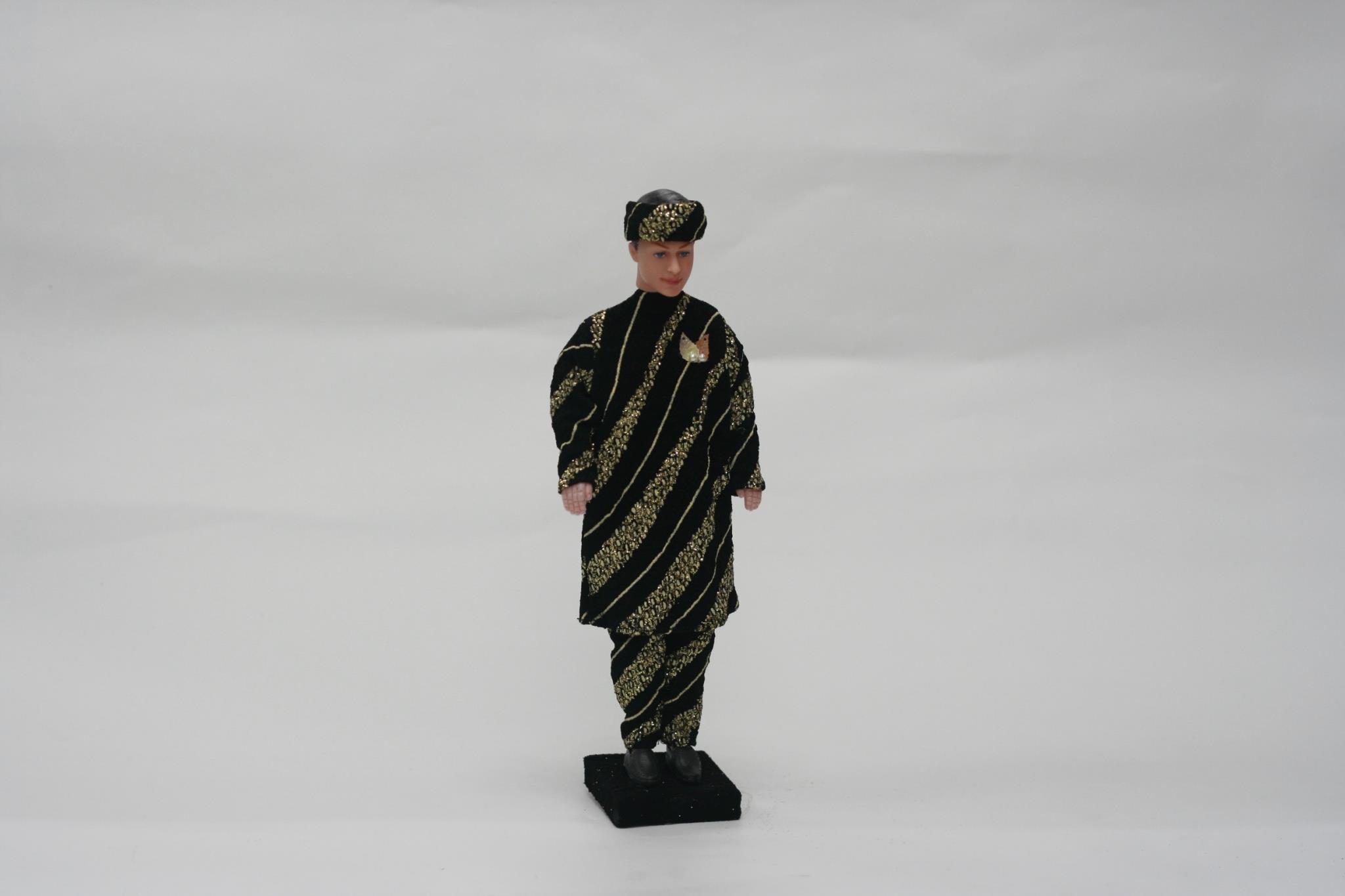 ตุ๊กตามุสลิม ตุ๊กตาตั้งโชว์ สินค้าโอทอป (แบบที่ 5)