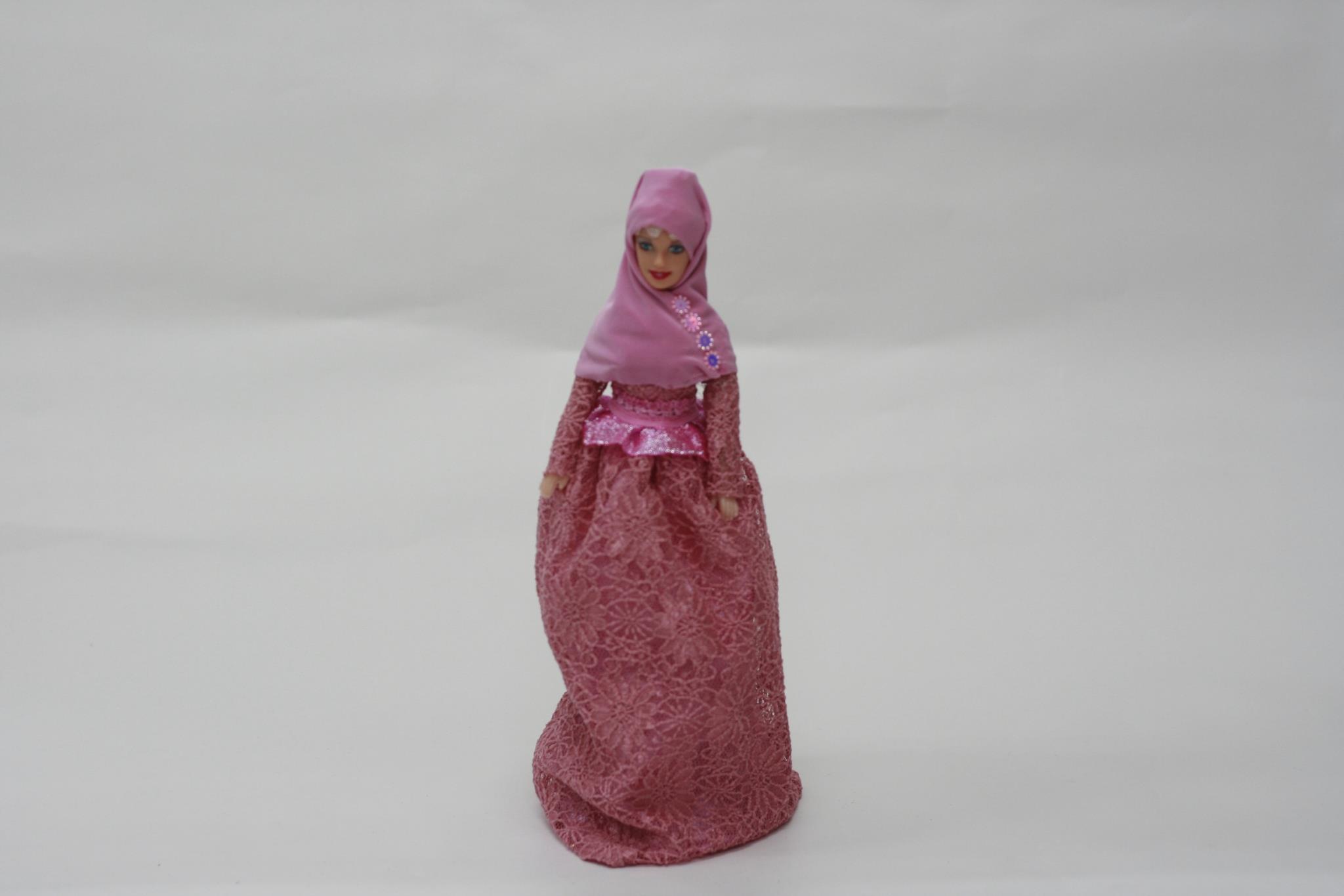 ตุ๊กตามุสลิม ตุ๊กตาตั้งโชว์ สินค้าโอทอป (แบบที่ 1)